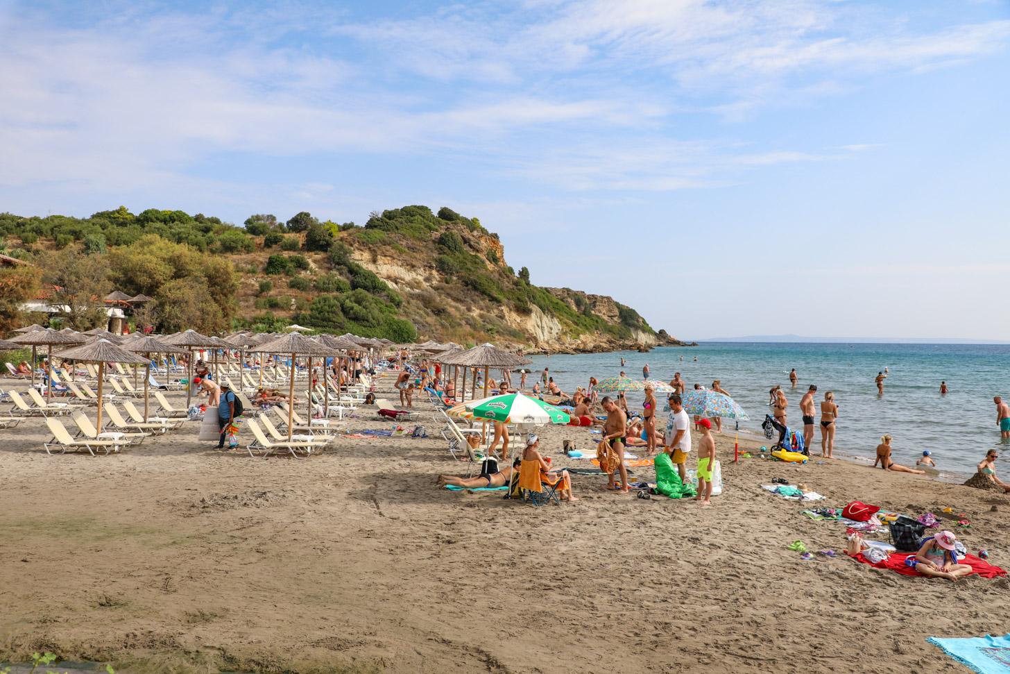 Mavrati Beach