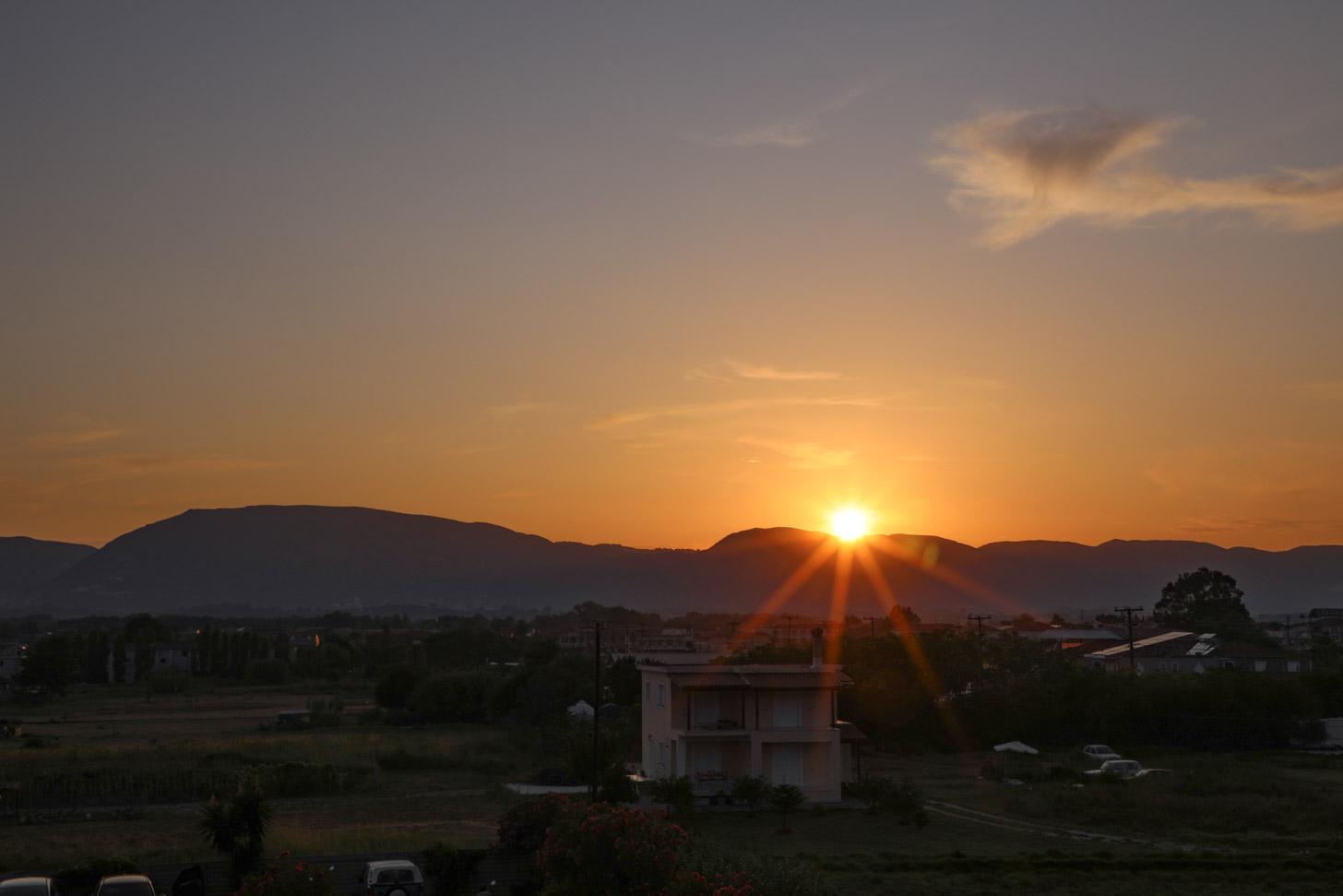 Het weer op Zakynthos